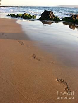 Christine Stack - Footprints