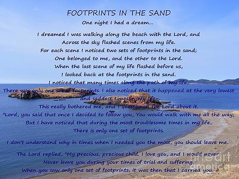 Barbara Griffin - Footprints in the Sand 2