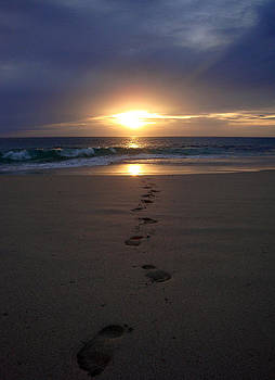 Footprints by Kelly Jones