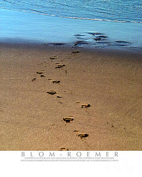 Kimberly Blom-Roemer - Footsteps in the Sand