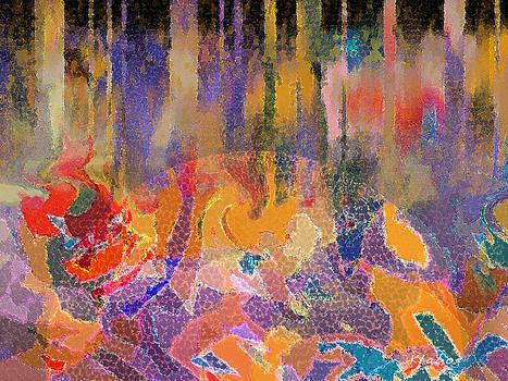 For Instance Sunrise by David Klaboe