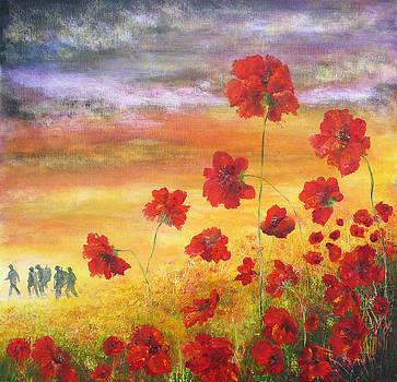 For the Fallen by Ann Marie Bone