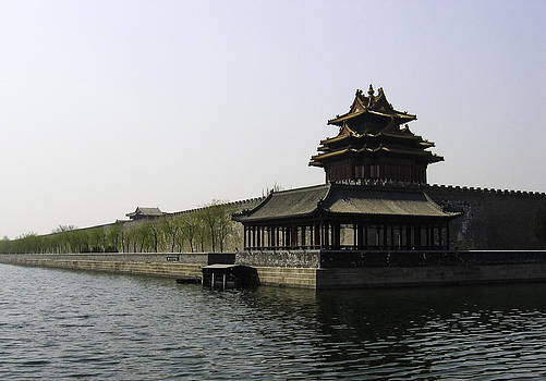 Qing  - Forbidden City Corner