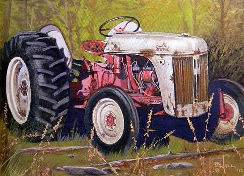 Ford 8N by Paul K Hill