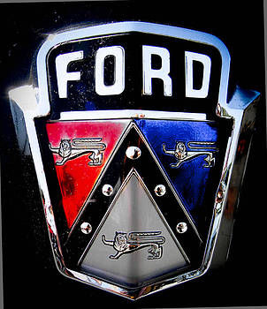 Christy Usilton - Ford Emblem