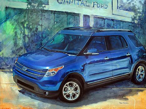 Ford Explorer by Dan Nelson