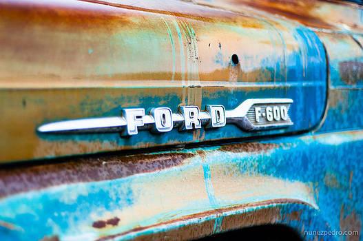 Ford F-600 by Pedro Nunez