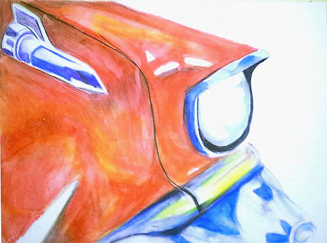 Ford Furlane by Loretta Nash