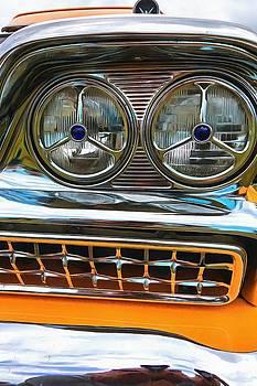 Ford Galaxie Skyliner 1 by Mick Flynn