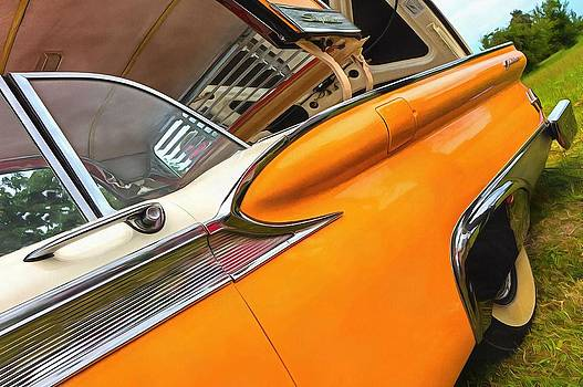 Ford Galaxie Skyliner 11 by Mick Flynn