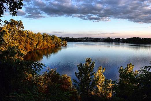 Ford Lake Vista by Christopher Grove