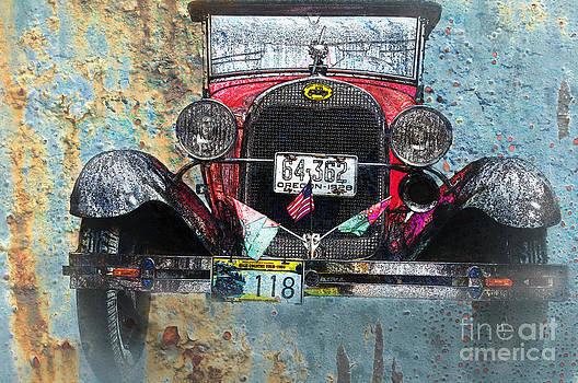 Heiko Koehrer-Wagner - Ford Model A 1928 Oldtimer