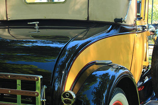 Ford Model A by Jim Cotton