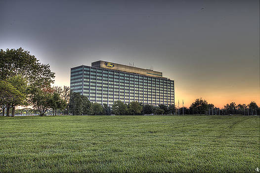 Ford Motor Company World Headquarters Dearborn MI by A And N Art