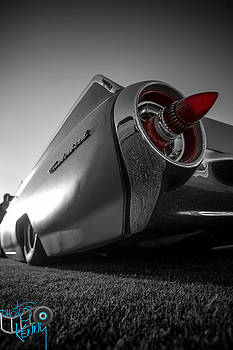 Ford Thunderbird by Kenny Jalet