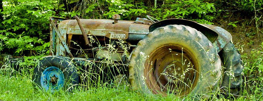 Fordson Major Diesel Two by Robert J Andler