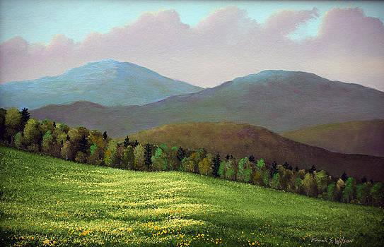 Frank Wilson - Forest Edge In Spring