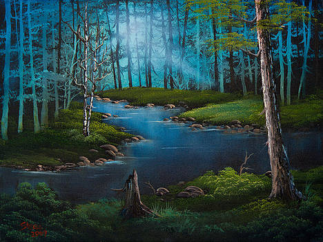Chris Steele - Forest River