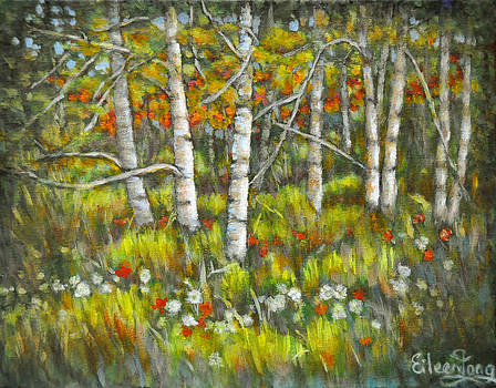Forest Symphony by Eileen  Fong