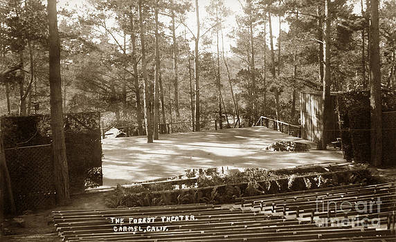 California Views Archives Mr Pat Hathaway Archives - Forest Theater Carmel California  Circa 1930