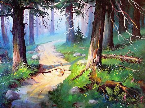 Morning by Oleg Zavarzin