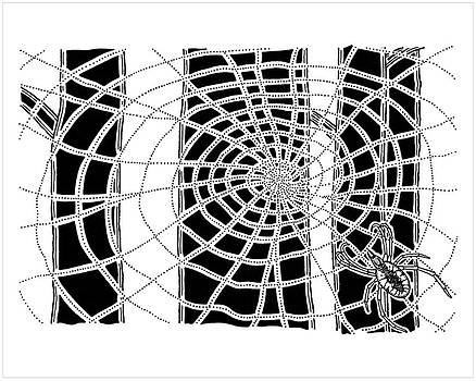 Forest Web by Rob Messick