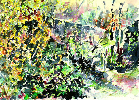 Forests Deep Study by Alfred Motzer