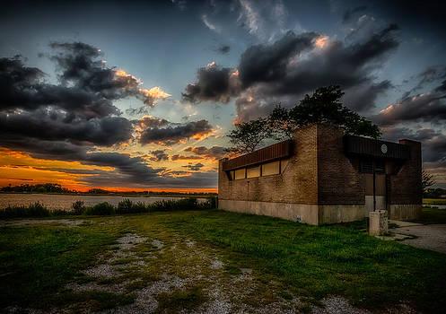 Forever Sunset by Linda Karlin