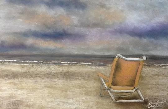 Forgotten Chair by Cristel Mol-Dellepoort