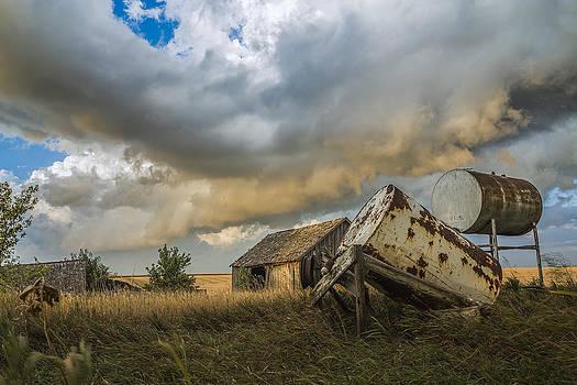 Forgotten Land by Jesse Attanasio