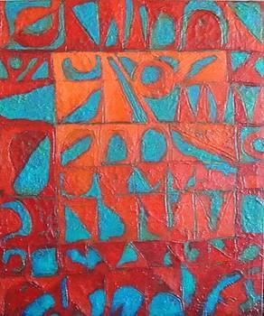 Forgotten Runes Of Ljung by Bernard Goodman