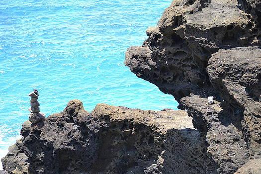 Formed Cliffs by Amanda Eberly-Kudamik