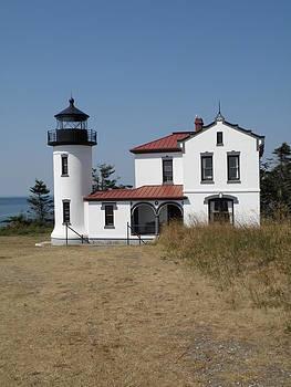 Marv Russell - Fort Casey Light House