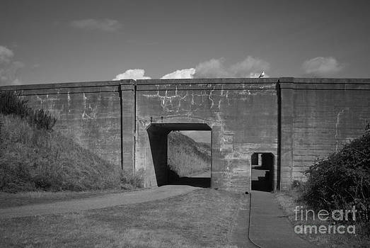 Fort Casey by Walter Strausser