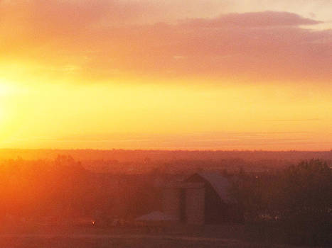 Fort Collins Sunrise by Tammy Sutherland