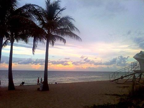 Fort Lauderdale Beach by Sierra Andrews