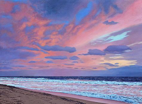 Fort Lauderdale Sunrise by Allan OMarra