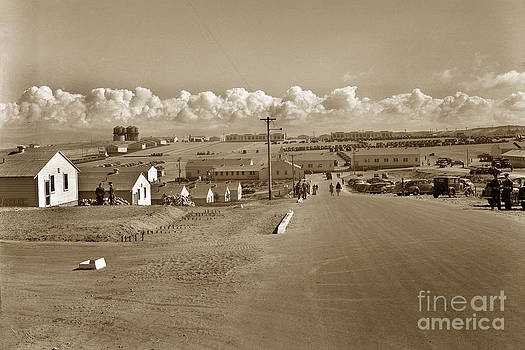 California Views Archives Mr Pat Hathaway Archives - Fort Ord Army Base Monterey California circa 1948