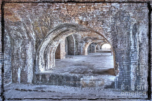 Fort Pickens 2 by Jim Wright