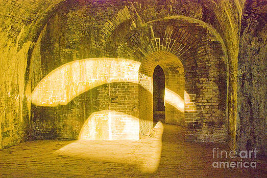 Fort Pickens 3 by Jim Wright