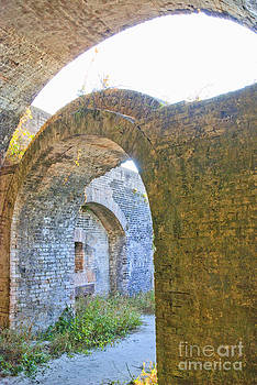 Fort Pickens 4 by Jim Wright