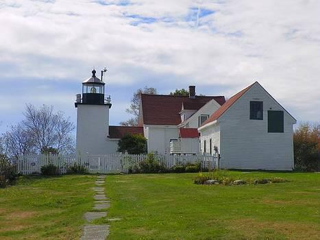 Gene Cyr - Fort Point Light