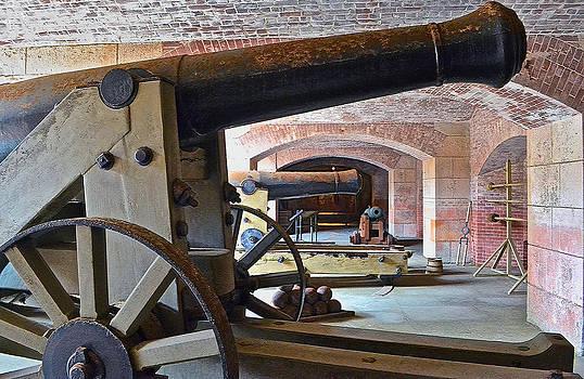 Bill Owen - Fort Point San Francisco Cannons - Established 1861