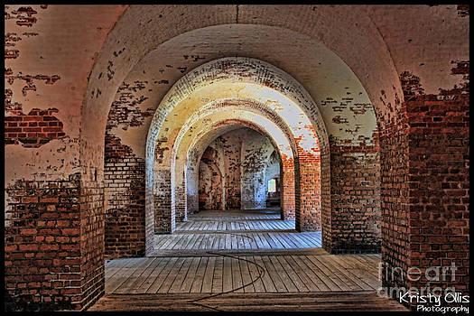 Old Fort James Jackson by Kristy Ollis