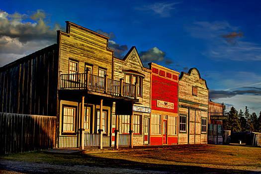 Fort Steele by Rob Tullis