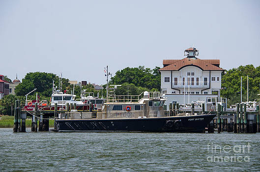 Dale Powell - Fort Sumter Pilot Boat