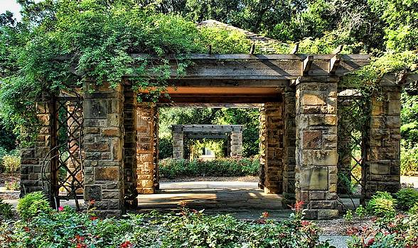 Fort Worth Gardens by Janet Maloy