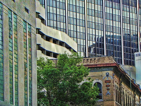 Fort Worth Old and New by Kathy Churchman