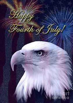 Jeanette K - Forth of July Eagle