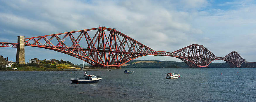 Jane McIlroy - Forth Rail Bridge - Scotland